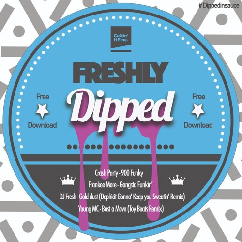 VA - Freshly Dipped Volume One EP 2019