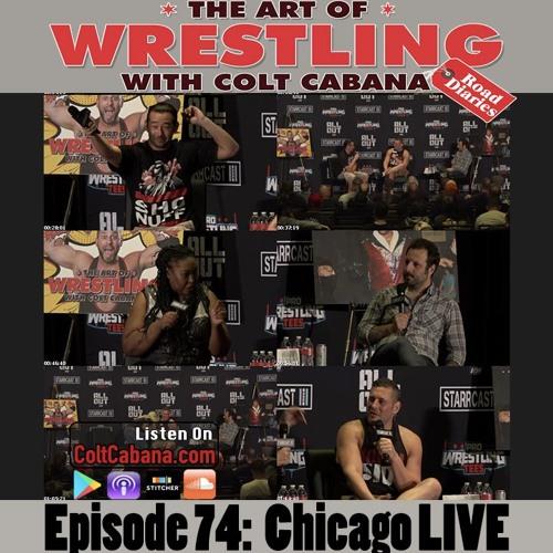 74. Chicago LIVE - Lawler, Madusa, Kong, Yang, West & DeRosa