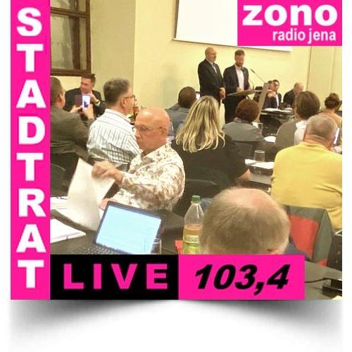 Hörfunkliveübertragung (Teil 4) der 5. Sitzung des Stadtrates der Stadt Jena am 06.11.2019