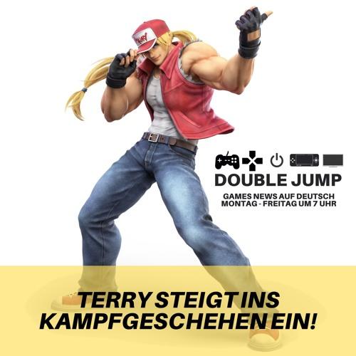 Terry Bogard stürzt sich ins Kampfgeschehen!