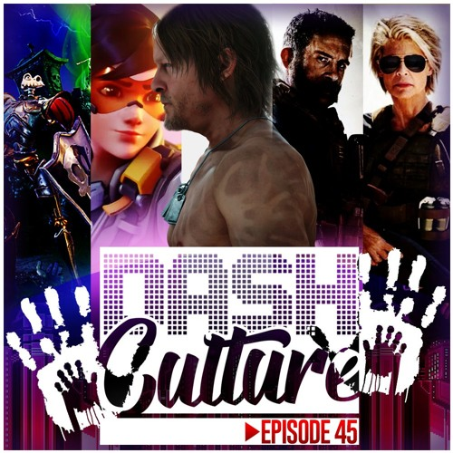 EPISODE 45 - DEATH STRANDING, THE OUTER WORLDS, BLIZZCON, MEDIEVIL, MODERN WARFARE