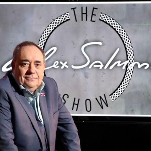 The Alex Salmond Show: Lucy's law