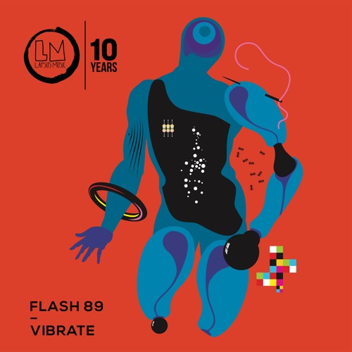 Flash 89 - Vibrate (Original Mix)