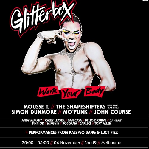 Live from Glitterbox Melbourne (November 2019)