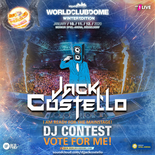 BigCityBeats WORLD CLUB DOME Winter Edition DJ Contest Mix