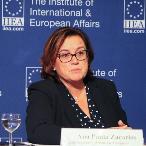 Ana Paula Zacarias - The New Strategic Agenda and the Future of Europe by  IIEA on SoundCloud - Hear the world's sounds