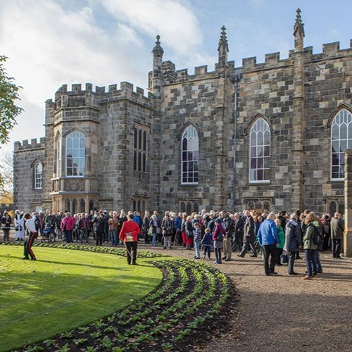 Auckland Castle re-opens following conservation work