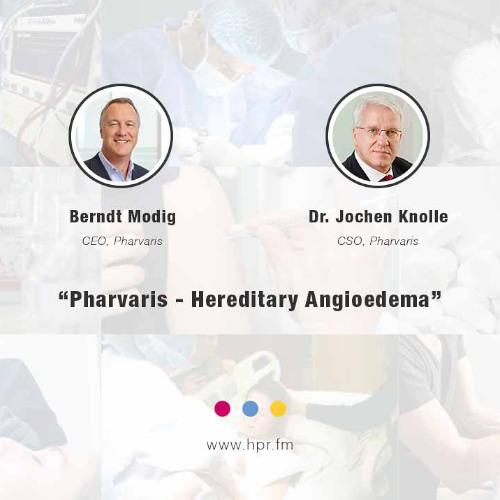 Pharvaris - Hereditary Angioedema