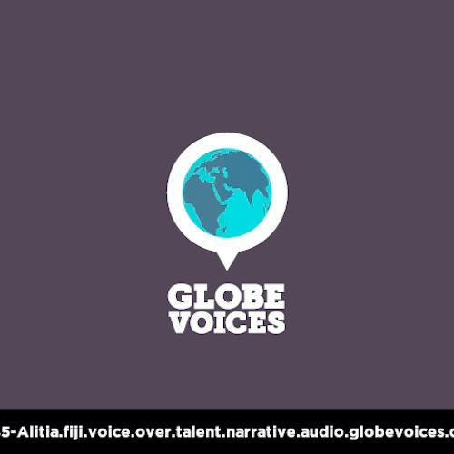 Fiji voice over talent, artist, actor 3245 Alitia - narrative on globevoices.com