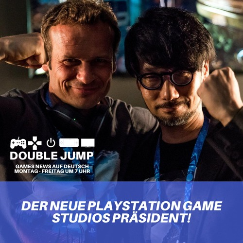 Hermen Hulst ist der neue Sony Playstation Game Studios Präsident!