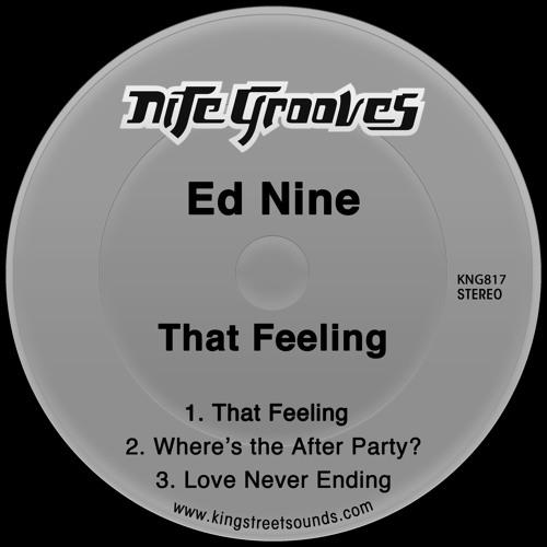 Ed Nine - That Feeling EP - Nite Grooves