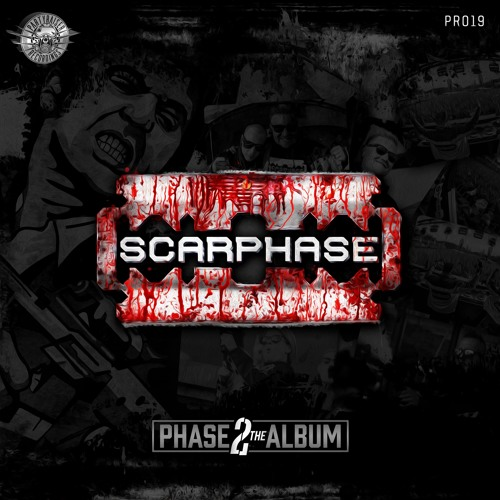 Scarphase Vs. N-vitral Presents Bombsquad - Crack Smokers