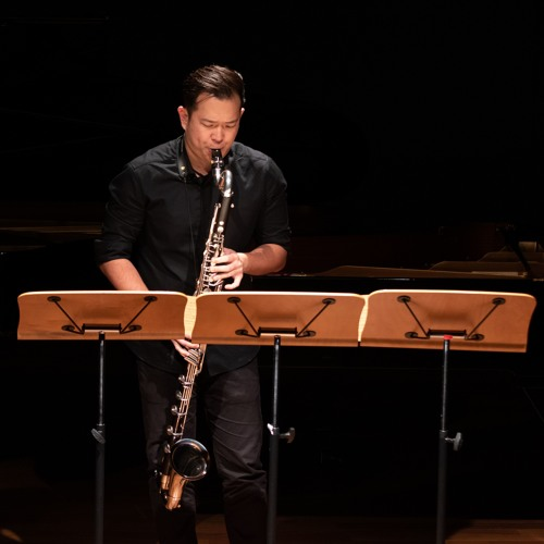 CHUNG Seung Jae - Dialogue for bass clarinet solo (2019)