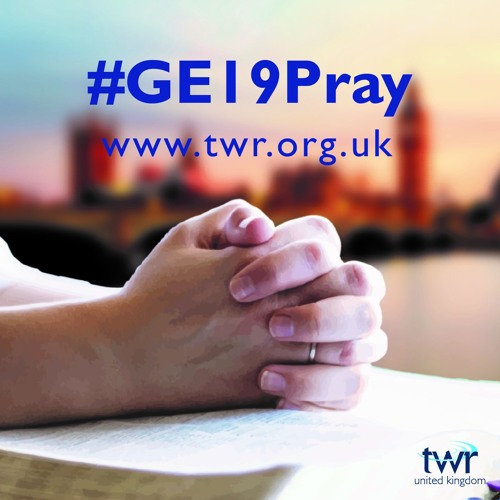 Natalie Williams prays for the nation #GE19Pray