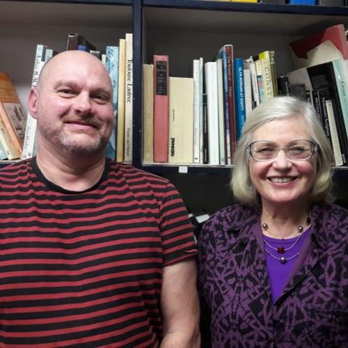 Show 90: Artist Duncan Grant and Author Frances Beaumont 08-11-2019