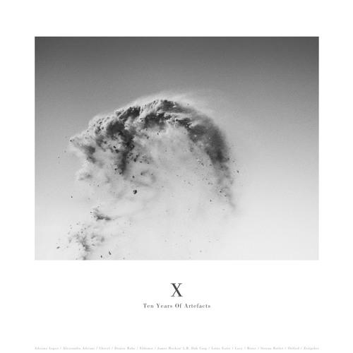 "Various Artists - ""X - Ten Years Of Artefacts"" [SA10YEARSLP]"