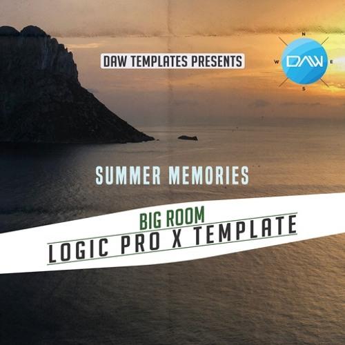 Summer Memories Logic Pro X Template