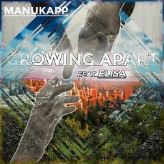 Growing Apart - Elisa prod. Manukapp