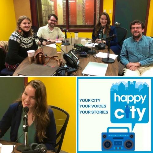 Happy City Radio - Season 2 Episode 4 - Regional Transit