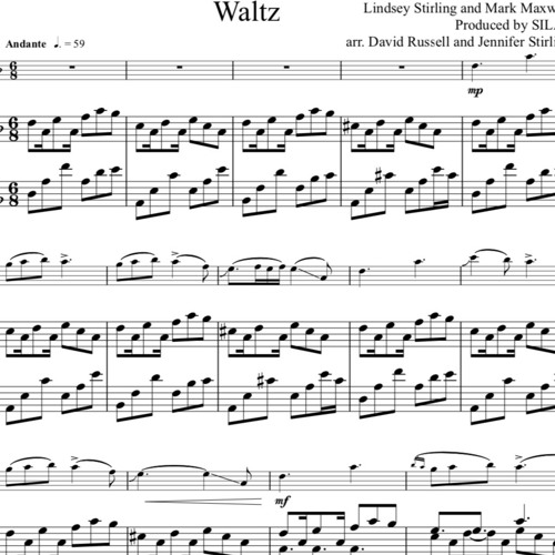Waltz Piano Accompaniment Sample