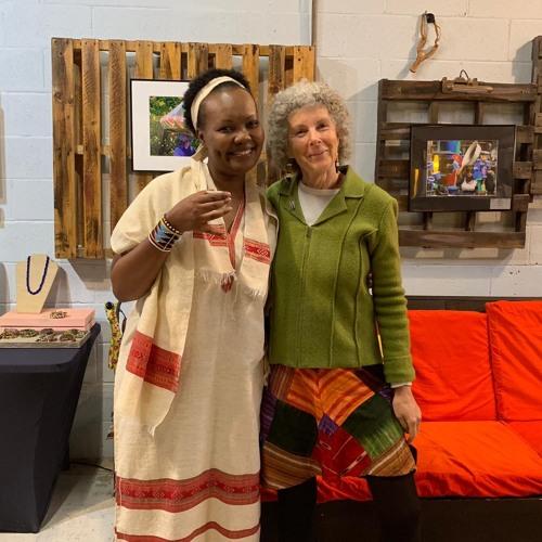 Doris Mukangu & Elise Witt - 11/11/2019
