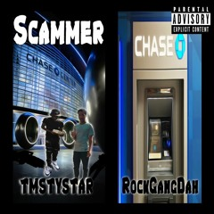"""RockGangdah ft. Tms Tystar """"Scammer"""" (prod.Powr_trav)"""