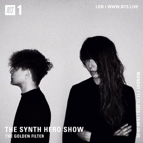 The Golden Filter: Synth Hero Mix