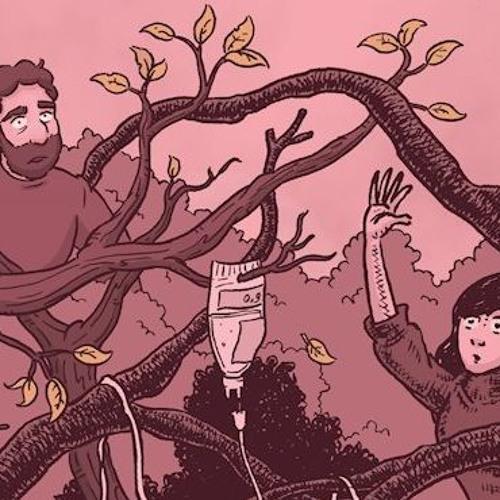 Graphic Novel 'Naasten'- Jelle Van Gurp, Melanie Kranenburg En Niek Van Ooijen