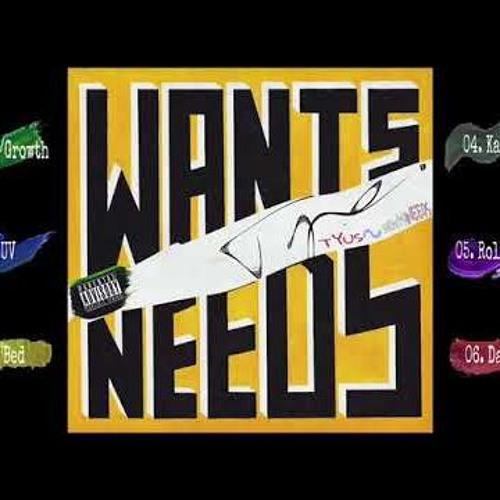 Wants/Needs EP