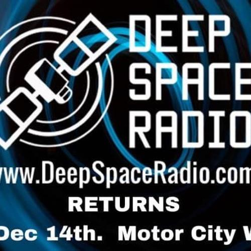 Jeff Swing - Deep Space Radio (Detroit) Live Set 23 .10 .2019