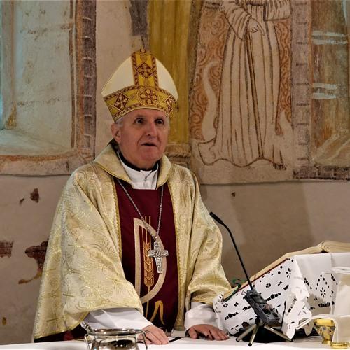 Prisluhni predstavitvi obnovljenih fresk in sveti maši v podružni cerkvi na Spodnji Slivnici