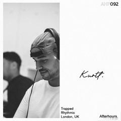 Afterhours 092 w/ Kurtt