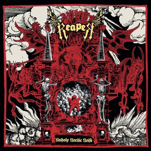 Reaper - Horn Of Hades