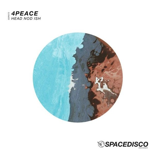 "4Peace - ""Head Nod Ish"" - Spacedisco [128kbps preview]"