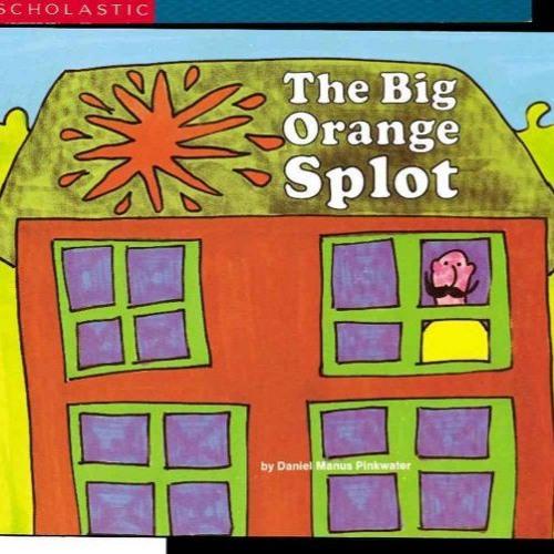 Episode 111 - The Big Orange Splot