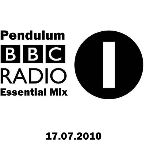 Pendulum - Essential Mix on BBC Radio1