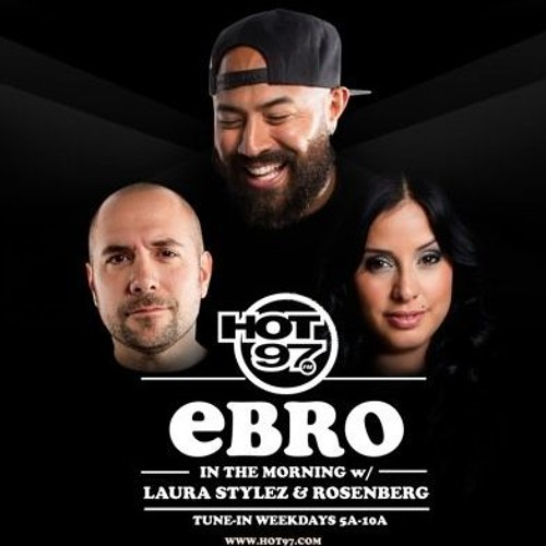 Hot 97 Ebro In The Morning and The New Body Project