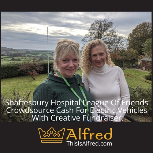 Shaftesbury Hospital League Of Friends Crowd Source Cash For Electric Vehicles