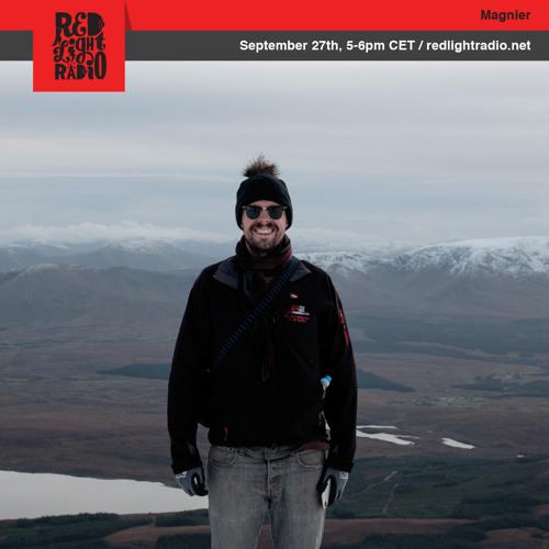 Magnier - Redlight Radio Show - Autumn 2019