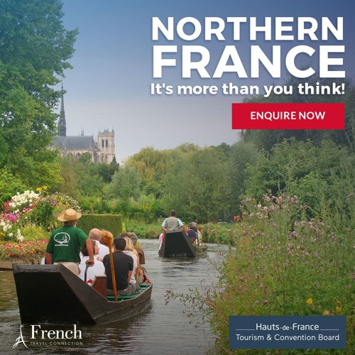 Hauts De France - Discover Northern France Podcast