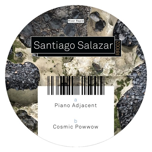 RR002 - Santiago Salazar - Piano Adjacent (RIVER RAPID)