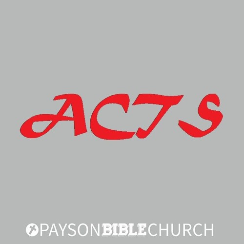Acts: Peter's Sermon at Pentecost (part two)