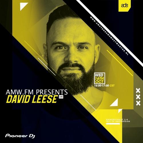 David Leese @ AMW Radio ADE Marathon (16-10-2019) [VINYL ONLY]
