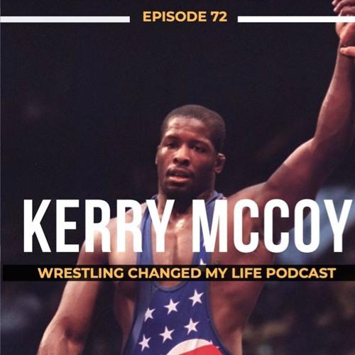 #72 Kerry McCoy - 2X Olympian, 2X NCAA Champ, World Silver Medalist