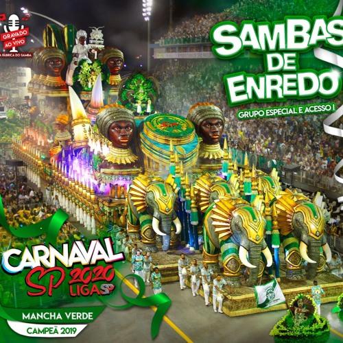 Prévias - CD Carnaval SP 2020 - Especial e Acesso I