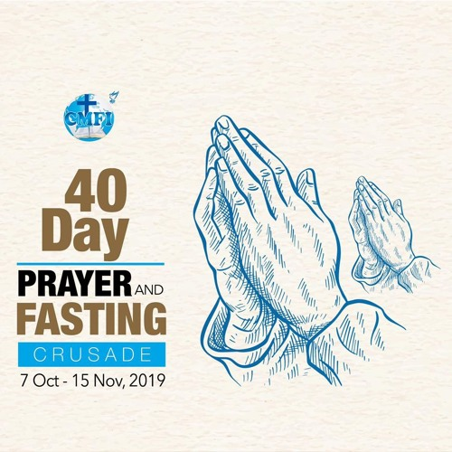 PFC2019: Day 36 - Encounter with  God's Power, indispensable need... (Theodore  Andoseh)