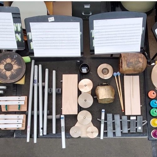 Kodama - for percussion quartet (2019)