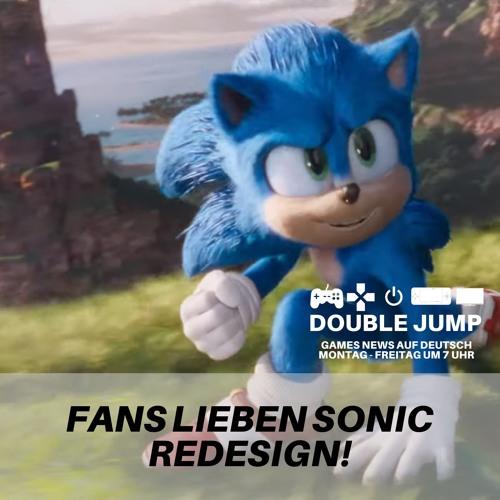 Fans lieben das Sonic the Hedgehog Redesign!