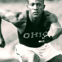 Jesse Owens by C.I.T