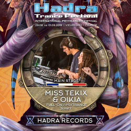 Miss Tekix vs Oïkia [Hadra Records]